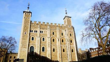 Tower of London, Anglia.